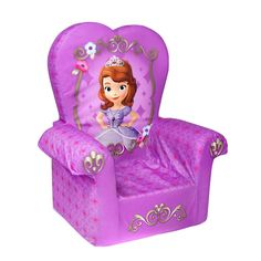 Sofia The First Children's Chair Only $16.84! Lowest Price!
