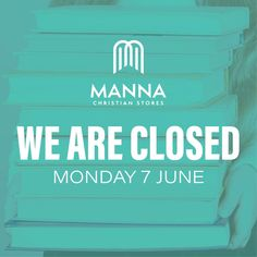All Manna Stores are closed today - Monday 7 June 2021 for the Queen's Birthday public holiday. Why not shop online instead or check out our online Manna Community? Here you will find a place to connect with local, relevant, Christian information, articles & other resources, that will encourage, equip and sustain you on your journey 📚 Browse our online community centre here 💁 www.manna.nz/community/ . . #buildingtogether #community #Christianlife #mannachristianstores #mannanz… Christian Life, Online Shopping, Community, Christian Living, Net Shopping