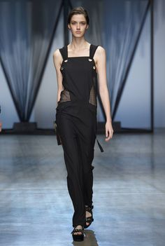 DAMIR DOMA WOMENS SPRING SUMMER 2015 LOOK 23