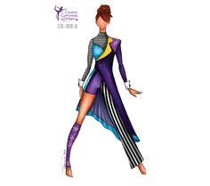Creative Costuming Designs, Marching Band Shows, Dance Costumes Lyrical, Colorguard, Future Clothes, Saint James, Light Novel, News Design, Designer Dresses