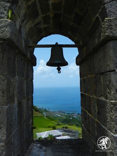 View from Brimstone Hill fortress, St. Kitts #SandorCity Contest: St Kitts #TravelBrilliantly