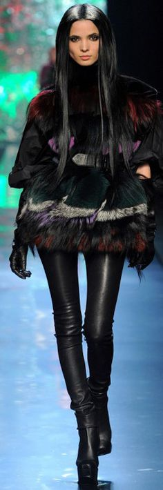 Jean Paul Gaultier - Fall 2012-13 RTW ✜