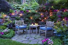 7 Glorious Tips AND Tricks: Small Backyard Garden Garten large backyard garden water features.Backyard Garden Design Tips And Tricks backyard garden party brides.Backyard Garden Shed Yards. Outdoor Rooms, Outdoor Gardens, Outdoor Decor, Outdoor Living, Small Gardens, Indoor Outdoor, Outdoor Sitting Areas, Garden Sitting Areas, Outdoor Photos