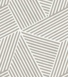 Ottoman Fabric - Home Decor Print Fabric- Nate Berkus Ondine Paramount Quarry, , hi-res Nate Berkus, Bridget Riley Op Art, Op Art Lessons, Heart Coloring Pages, Art Optical, Optical Illusions, Ondine, Floral Pillows, Home Decor Fabric