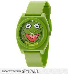 Zegarek- Kermit na Stylowi.pl