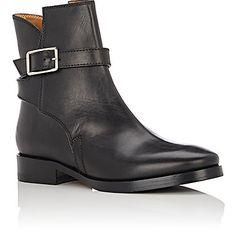 Acne Studios Bois Jodhpur Boots - Ankle Boots - Barneys.com