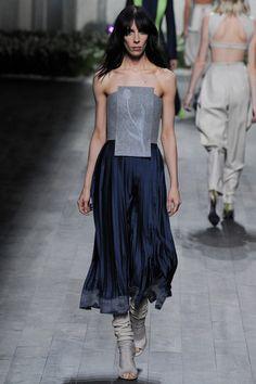 Can't get enough of fashion? Thank god for Paris Fashion Week! Super cute dress by #Vionnet #PFW #fashion