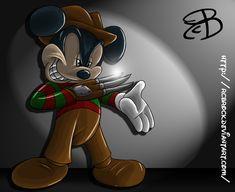 Mickey Krueger by RCBrock.deviantart.com on @deviantART