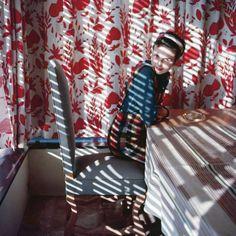 Jacques Henri Lartigue_1954florette.jpg (960×960)