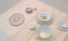 Traditional tablewear: Kořínková and Šimková's Pierot porcelain collection | Design | Wallpaper* Magazine