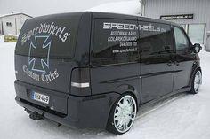 Mercedes Benz Vito, Car Restoration, Art Logo, Cars And Motorcycles, Cool Cars, Logo Design, Vans, Trucks, Campers