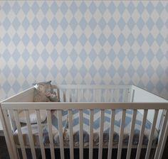 Losango Azul Bebé (Diamond Baby Blue)