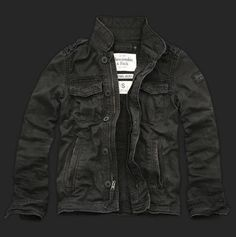 Abercrombie and Fitch Elk Lake Mens Jackets