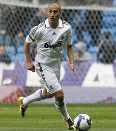 Fabio Cannavaro - Real Madrid