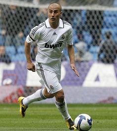 Fabio Cannavaro - Real Madrid www.footballvideopicture.com
