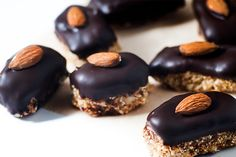 Quinoa Almond Joy Bars