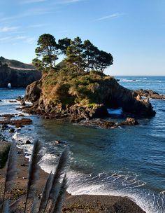 Buckhorn Cove on California's Mendocino coast #GrouponGetaways