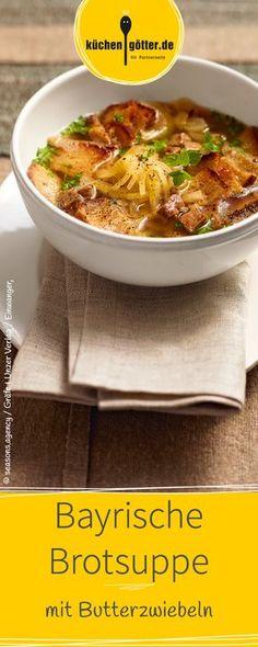 Aus wenigen Zutaten ein leckeres Gericht zu zaubern, das ist eine Leichtigkeit für die (bayrische) Hausfrau.