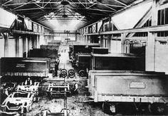 Bristol Wagon & Carriage Works Easton Bristol BS5