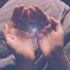 All you need is a handful. #illuminate