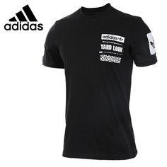 Original New Arrival 2017 Adidas Originals S/S GRAPHIC TEE Men's T-shirts short sleeve Sportswear