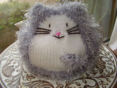 Cat Tea Cozy