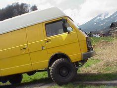 Foro4x4 - LT Syncro - and Camper Vans Vw Lt 4x4, Vw Wagon, Small Motorhomes, Vw Syncro, T1 T2, Expedition Vehicle, Camper Van, Van Life, Caravan