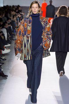DRIES VAN NOTEN エフォートレスに纏いたい、大人のデニムスタイル。