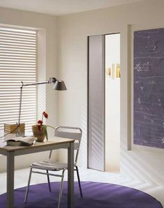 Disappearing Doors- have emailed no prices! Essential Single Sliding Pocket Door
