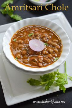 Amritsari Chole or Chana Masala (Chickpeas Curry) is dhaba (street style) curry made with fresh grounded spices and served with bhature, kulcha