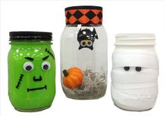 Dump A Day Do It Yourself Halloween Craft Ideas - 30 Pics