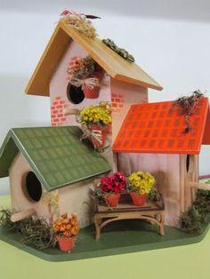 casas de passarinho em mdf - Pesquisa Google