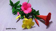 How to make beautiful lotus paper flower diy origami lotus crepe how to make an origami allamanda paper flower diy crepe paper tutorials mightylinksfo