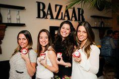 Maria Victoria, Bel Gianesi, Bruna Mazano, Renata Lianza #houseofhaagendazs #spfw