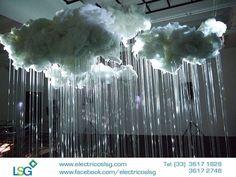 Mapping Festival 2013 レポート - PRONEWS for SmartPhone - Salvabrani ideas ideas Vitrine Design, Cloud Lamp, Decoration Evenementielle, Instalation Art, Cloud Lights, Diy Cloud Light, Stage Design, Light Art, Diy Home Decor
