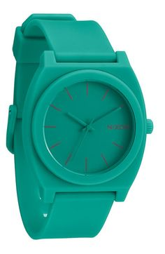 Nixon 'The Time Teller' Watch available at Nordstrom