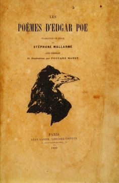 Poe  - illustrations by Manet, yes, that Manet