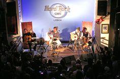 Hard Rock Cafe Lisboa #hrclisbon Rui Veloso