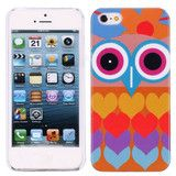 Glam up your iPhone 5 5s with this Funky cute owl design back case and watch heads turn!