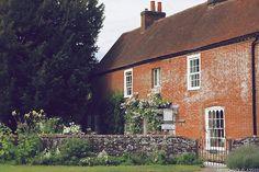"artschoolglasses: ""Jane Austen's house Chawton, England """