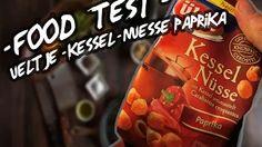 Food Review der neuen Ültje - Kesselnüsse Paprika #paprika #ültje #nüsse #new #lebensmittel #nahrung #review #analyse #test #foodfam #foodblogger #blogger #youtube #food #essen