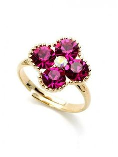 Premier Enchanting Alloy with Diamond Ring