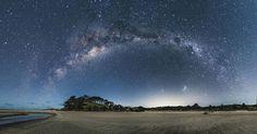 Milky way arch at Pakiri Beach Auckland. Image submitted @cloud9works #IamNewZealand #NikonNZ #Nikon #Nikkor #NZ #NewZealand #Aotearoa #NewZealandGuide #NZmustdo #DestinationNZ #Awesome_Photographers #TravelNZ #TravelingourPlanet #Discover_NewZealand #EarthFever #WorldCaptures #TravelPhotooftheDay #Wow_Planet #BeautifulDestinations #BestNewZealand #KiwiPhotos #NewZealandVacations #OurPlanetDaily #EarthExperience #StarttheAdventure #Kiwi #TheGreatOutdoors via Nikon on Instagram…