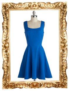 Sapphire Spin Dress - $74.99