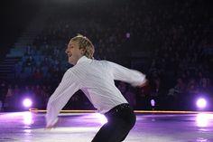 Evgeni Plushenko anniversary ice show