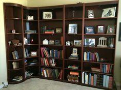 My new bookshelf!!!!