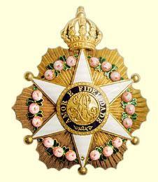 Rosa - Oficial da Ordem Imperial da