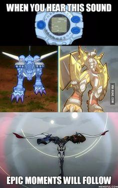 Digimon Adventure Tri: JUST EPIC!