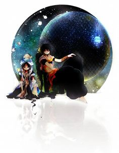 Magi: The Labyrinth of Magic #anime