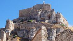 Castillo de Morella. Castellón.
